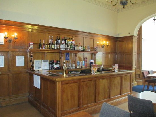 Travelodge Edinburgh Haymarket Hotel:                   Old bar