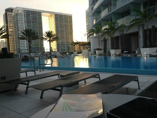 EPIC Hotel - a Kimpton Hotel:                   Pool area