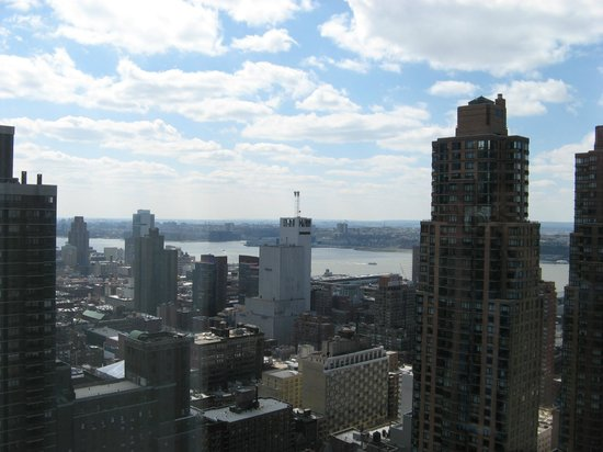 Mandarin Oriental, New York:                   Room with Harbour views