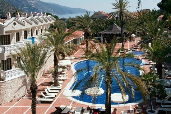Photo of Flamingo Hotel Fethiye