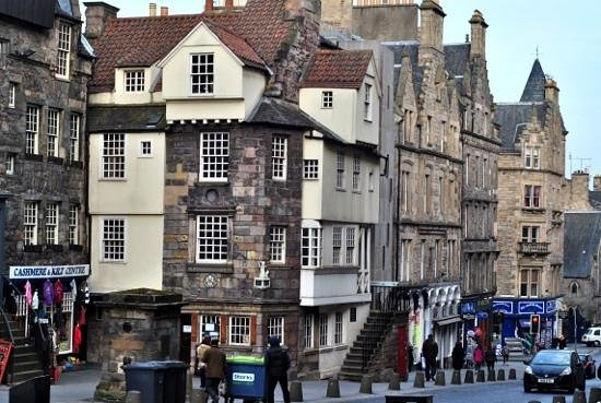 John Knox House Museum Edinburgh Reviews Of John Knox
