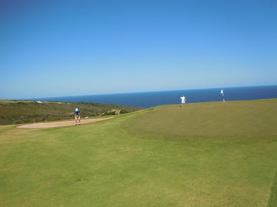 Hyatt Regency Oubaai Golf Resort & Spa: golfbaan oubaai
