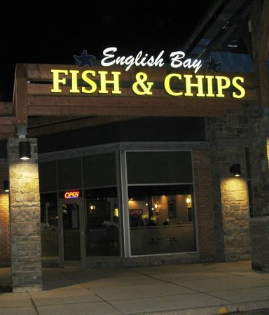 Oakville, Canada: Our fishes are delishes...