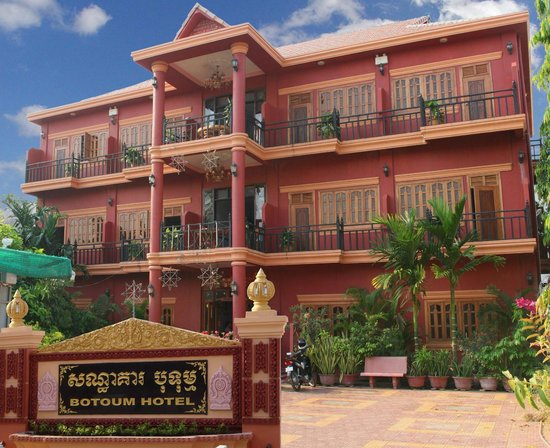 Bed and breakfasts in Sisophon