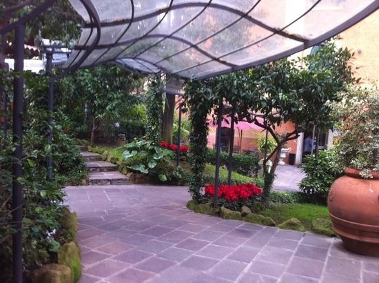 Hotel Villa San Pio:                   garden