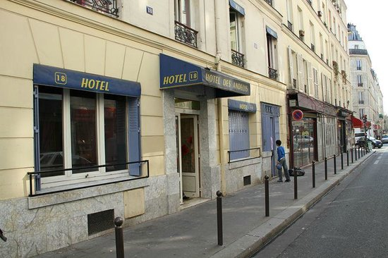 Photo of Hotel des Andelys Paris