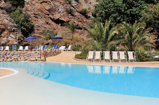 Village Club Ortano mare: Piscine