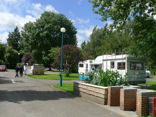 Bath Marina and Caravan Park: Bath Marina &amp; Caravan Park