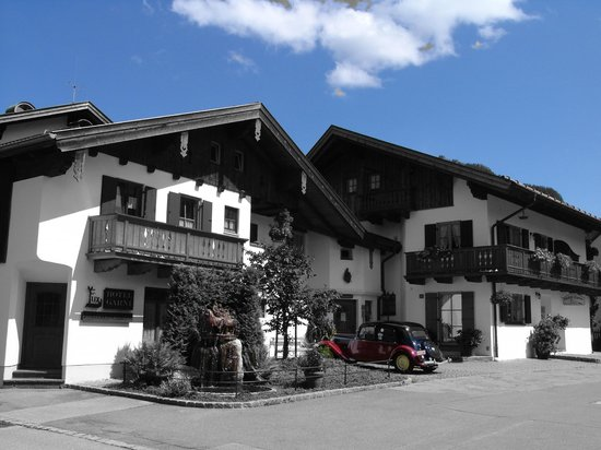 Hotel Ferienhaus Fux