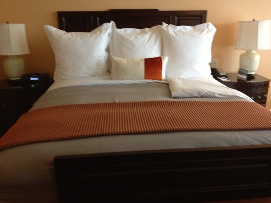 InterContinental Buckhead Atlanta:                   Bed comfy