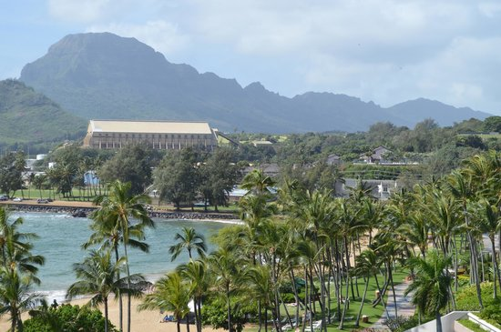 Marriott's Kaua'i Beach Club: Mountains