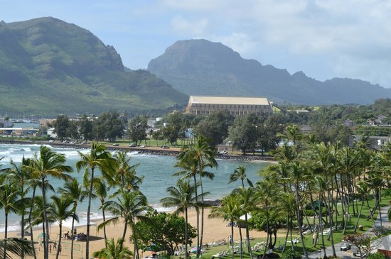 Marriott's Kaua'i Beach Club: harbor