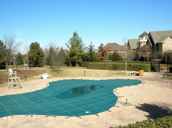 The Relaxation Pool Closed For The Winter Picture Of Lansdowne Resort Leesburg Tripadvisor