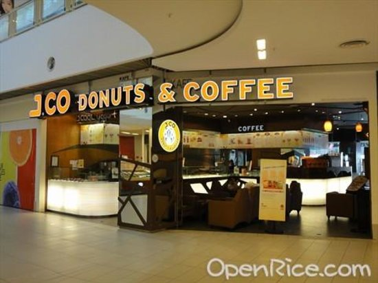 J Co Donuts Coffee Bayan Lepas Restaurant Reviews Phone Number Photos Tripadvisor