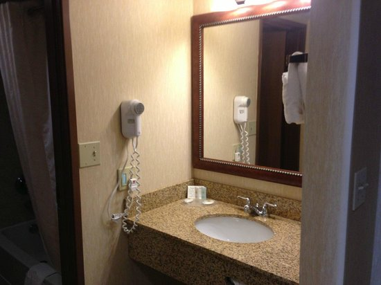 Comfort Inn Near Vail Beaver Creek:                   Sink
