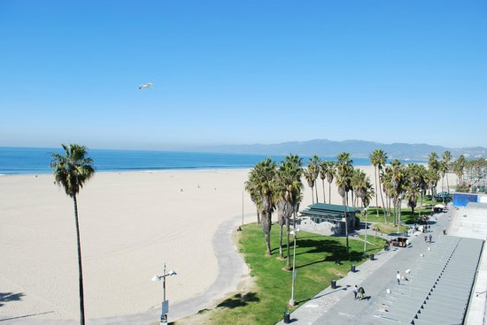 Venice Breeze Suites:                   View from roof