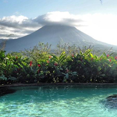 The Springs Resort and Spa at Arenal:                   <3