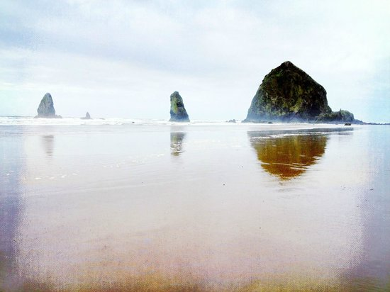 Sunset Surf Motel: Cannon Beach