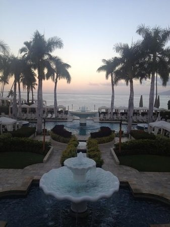 Four Seasons Resort Maui at Wailea:                   a view from the hotel