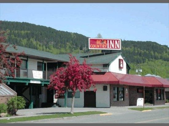 Bear country inn restaurant reviews terrace canada for Terrace british columbia
