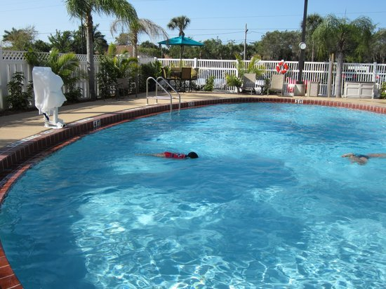 BEST WESTERN PLUS Siesta Key Gateway : Piscine