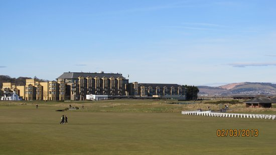Old Course Hotel, Golf Resort &amp; Spa:                   The hotel