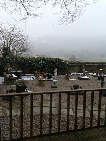 Darley Dale, UK:                                     Tack Room View