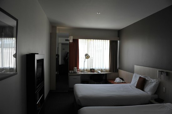 Ibis Wellington: chambre