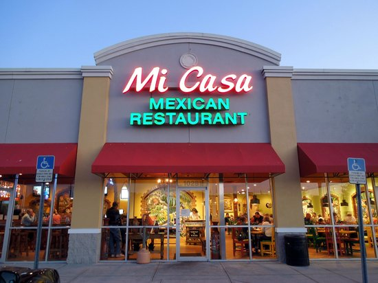 Mi casa mexican restaurant riverview restaurant reviews - Ristorante in casa ...