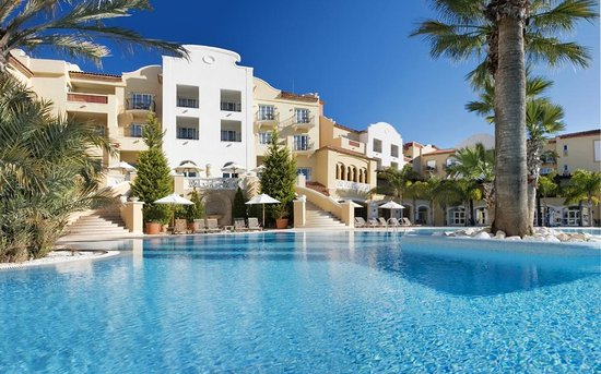 Marriott Denia La Sella Golf Resort & Spa : Zona Piscina