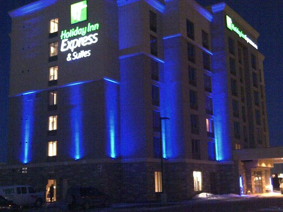 Holiday Inn Express Hotel And Suites Timmins's Image