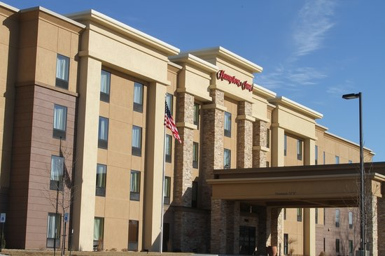 Hampton Inn Iowa City/Universit