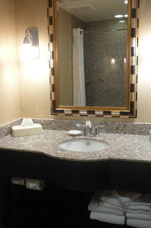 Holiday Inn Winter Haven:                   Nice bathroom