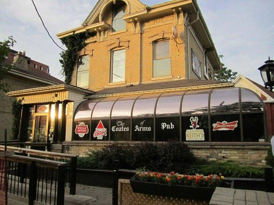 The coates of arms london menu prices restaurant for 8 cuisine london ontario