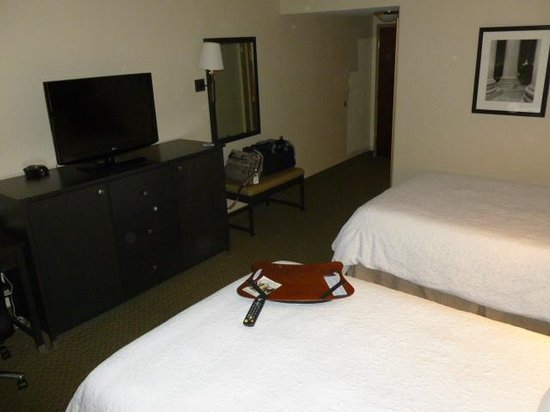 Hampton Inn & Suites Reagan National Airport: room
