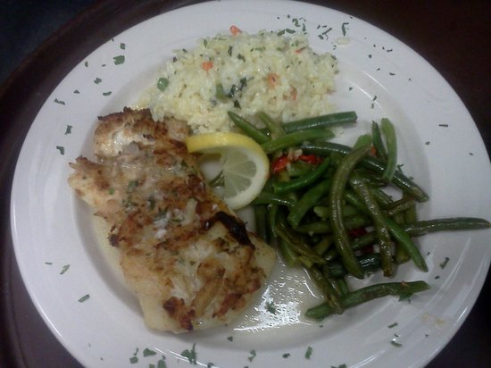 Manahawkin, NJ: Baked Boston Cod