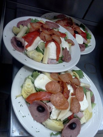 Manahawkin, NJ: Antipasto Salads