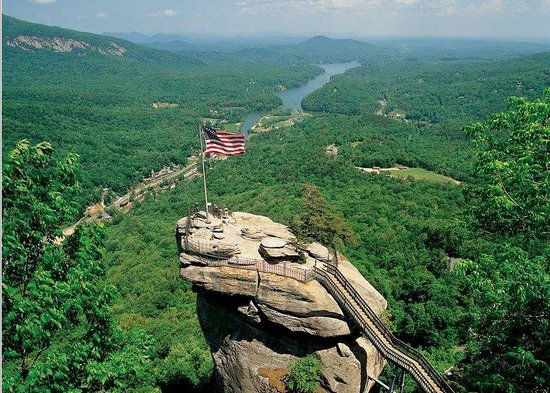 Hendersonville, NC: Chimney Rock