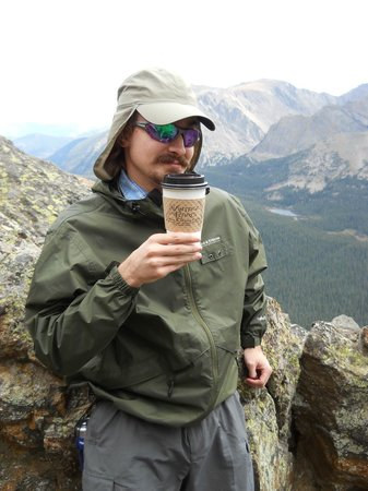Hollister, MO: Our coffee is loved in Colorado (Pikes Peak!)