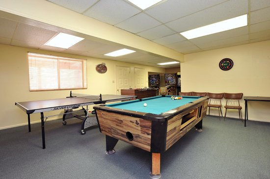 Duck Creek Village, UT: Game Room