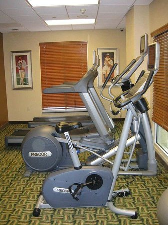 Hilton Garden Inn Reno: Fitness Center