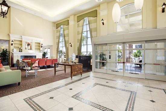 Hilton Garden Inn San Diego/Rancho Bernardo: Lobby