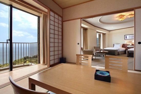 Hilton Odawara Resort &amp; Spa: Twin Deluxe Suite