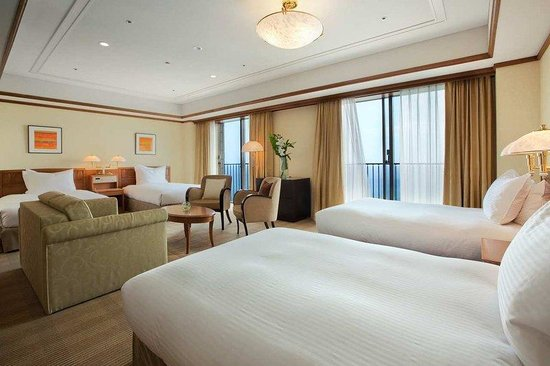 Hilton Odawara Resort &amp; Spa: Family Deluxe Room