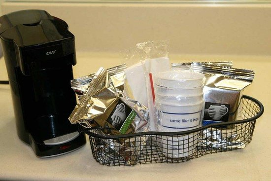 Hampton Inn Athens: Room Amenities