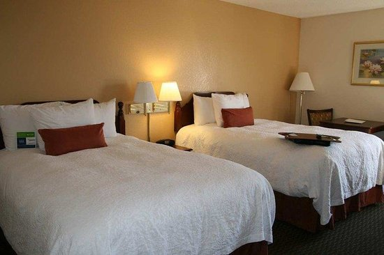 Hampton Inn Athens: Double Room