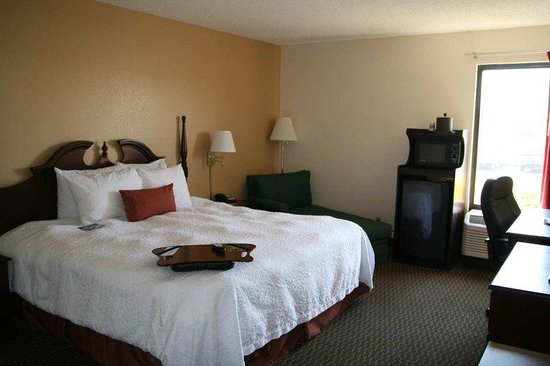 Hampton Inn Athens: Accessible King Room