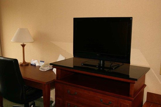 Hampton Inn Fairfax City: Plasma Television