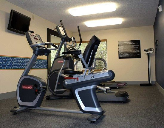 Hampton Inn Hilton Head: Fitness Center