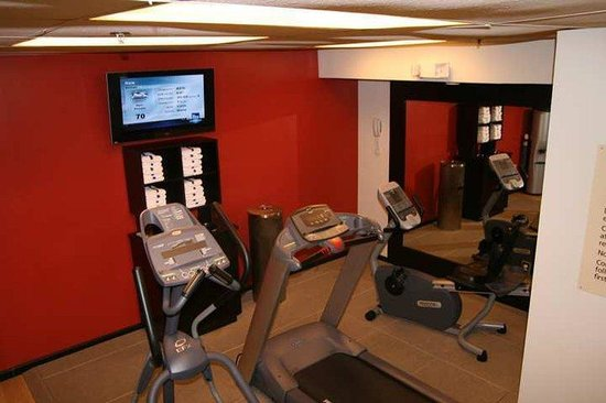 Hampton Inn Boone: Recreational Facilities